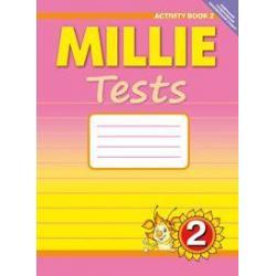 Английский язык. Милли/Millie-2. 2 класс. Рабочая тетрадь №2. Контрольные работы к учебнику. ФГОС