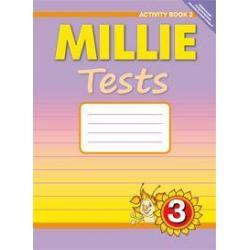 Английский язык. Милли/Millie-3. 3 класс. Рабочая тетрадь №2. Контрольные работы к учебнику. ФГОС